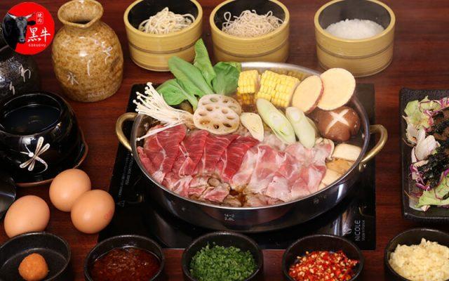 lau sukiyaki ngon