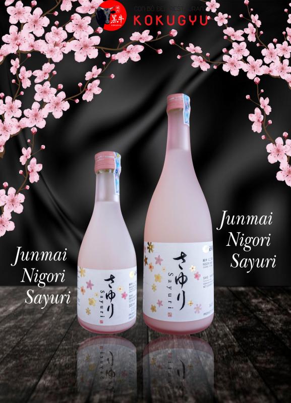 Junmai Nigori Sayuri